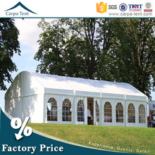 Luxury Roof Linings And Curtains Commercial Dome Tent With Water Proof Canvas