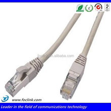 CAT 5E patch cables/CAT 6 RJ45 patch cord/Shielded cooper patch cord