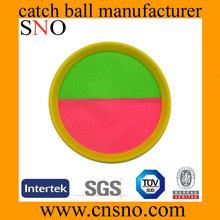 hot sale high quality plastic velcro catch ball