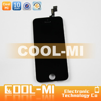 mobile phone display touch digitizer for iphone 5s display touch digitizer,for iphone 5s complete lcd