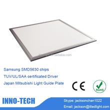AC85-265V 100lm per watts panel led light 600 1200