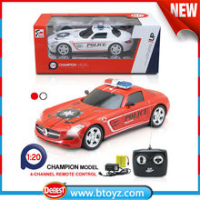 New product 4 Channel RC Cars For Kids rc car turbo kit