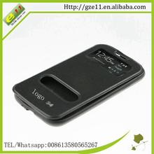 Wholesale high quality solar mobile phone charger case for Samsung Galaxy S4