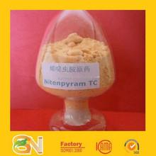 nitenpyram 150824-47-8 insecticide pesticide 95%TC,10%WP,10%SL 1.0%G. 50%SG 25%WP,pest control, insecticide