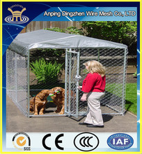 2015 chain link Dog Kennel, welded mesh Dog Kennel@Dog Cage/Fence