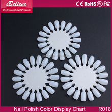 High Potential professional round shape nail tip sheet from manufacture
