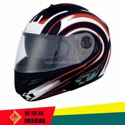 The ECEmotorcycle helmet decals just inFF822
