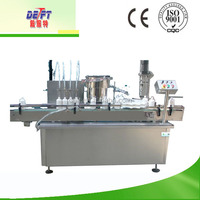 DTG-III semi automatic e-liquid electronic cigarette oil filling machine