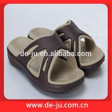 Proporcionar la fábrica del Hotsale barato colorido Eva sandalias de hombre deporte sandalia