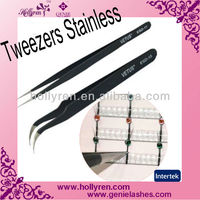 Stainless Steel Tweezers for Y style Eyelash Extensions Accessories
