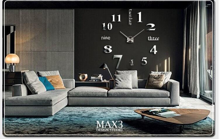 Orologi da parete grandi dimensioni - Orologi da casa moderni ...