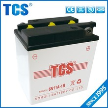 Best quality rechargeable motorcycle battery acid