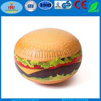 PVC Inflatable cheeseburger, Inflatable hamburger, Inflatable Advertising Burger shaped