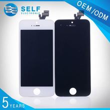 Top10 Best Selling Fancy Design Highest Quality Custom For Iphone 5 Complete Lcd With Digitizer Assembly