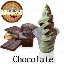 Chocolate Soft Serve Ice Cream Powder Mix