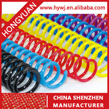 Office & School Supplies spiral binders and clear covers plastic book binding comb ring wire