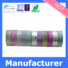 colorful printing masking tape for packing ,painting ,photos,decoration