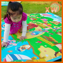 New Design Fashion Low Price 100% Cotton Baby Play Mat