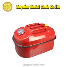 5 gallon NATO metal jerry can/auto spare fuel tank/oil drum