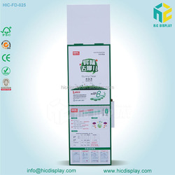 High quality cell phone accessory display stand OEM service is welcomed