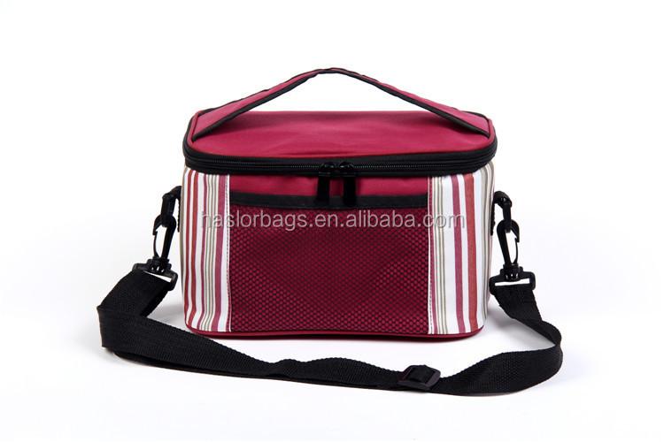 2015 nouveau design gros isolés sacs à lunch pour élève du secondaire