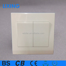 European switch 250V 5e4/gang switch/light switch touch