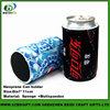Heat Transfer Full color Printing Neoprene Beverage/Beer Bottle Cooler Holder