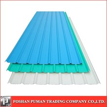 roofing tile Zinc Coating prepainted steel sheets