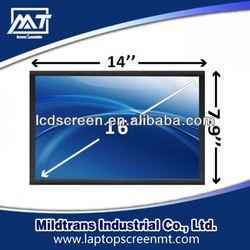100% original Replacement Laptop LCD/LED screen B101AW01 V.2 10.1 laptop screen mirror screen laptop protector