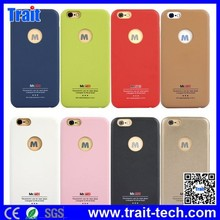 8 colors Factory Price Brand New Mr.Me Original Series Ultra Slim PC Case for iPhone 6 Plus 5.5 inch