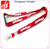 funny cheap printed tubular polyester lanyard for sale