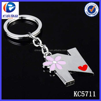 Alibaba promotion item woven key holder