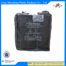 PP woven big bags for cement sand saw dust rubbles cement firewood animal feeds