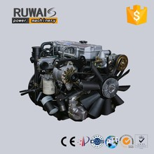 Vehical main engine CY4102 4 vavles series for coaches city buses forflick track