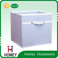 Customize whosale wedding dress suit storage box with lid