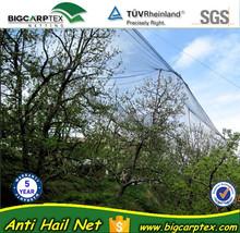 anti-hail nets for apple garden