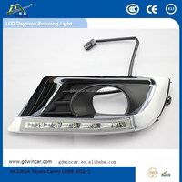 Factory 100% Top Quality Durable Auto Led Lamp Toyota Camry LED Day time Running Light(2009-2011)