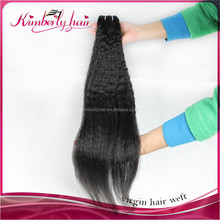 Kimberlyhair New fashion coarse yaki hair extension, yaki express braiding hair, 100% brazilian perm yaki hair