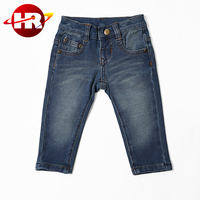 Spring Autumn Jeans, Denim Soft Fabric Jeans Pants For Kids,Litter Kids Fashion Jeans