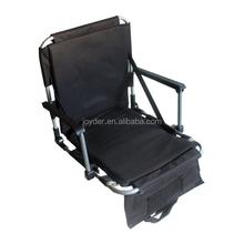 recliner soccer folding stadium seat camping adjustable floor chair