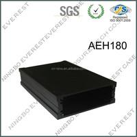 Brushed Aluminum Box,Electrical Aluminum Enclosure