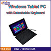 China factory promotion win 8 tablet pc 11.6 inch 2gb ddr3 memory 64 bit intel celeron bluetooth EMR digitizer touch option