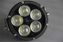 Guangzhou factory wholesale 4 icnh 50watt off-road led work light driving