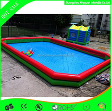 0.9mm PVC large inflatable pool, inflatable water pool, inflatable adult swimming pool