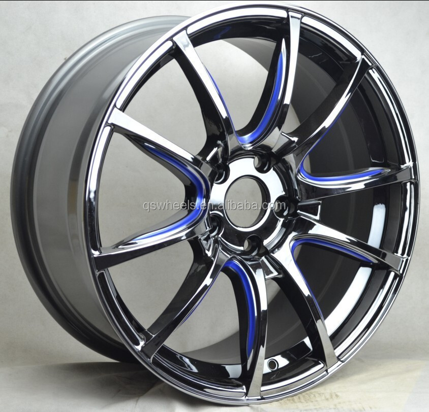 car sport rim alloy wheels sport rims 15inch 18inch chrome