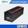Professional stable modem, QIDA QS161 16 PORTS USB/R3232 GSM MODEM FOR POLITICAL CAMPAIGN PROMOTIONS