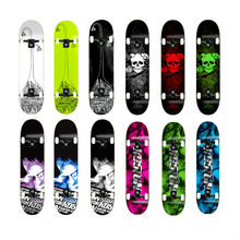 KOSTON Pro maple skateboard complete
