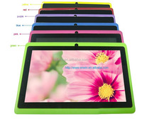hottest andriod 4.4 super smart pad 7 inch tablet pc with cheap price tablet pc with wifi and external 3G pc tablet in stock