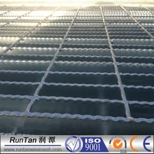 high quality 30mm steel grating standard size for offshore