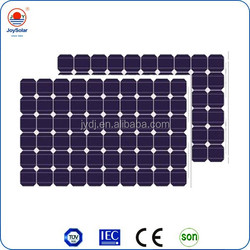 whole prices for solar panels 150w/monocrystalline solar panel 150w cost